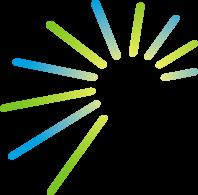 Avow Hospice logo radiance