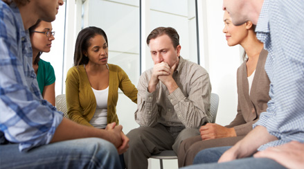 Grief Support Group Image
