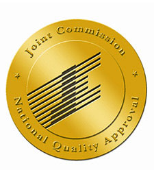Joint Comission National Quality Approval Gold Logo