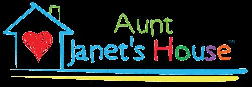 Aunt Janet House Logo