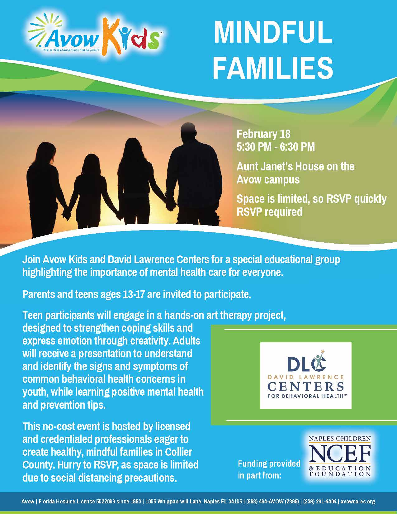 Mindful Families with David Lawrence Center