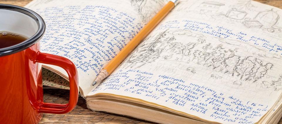 Emotional Healing Through Journaling