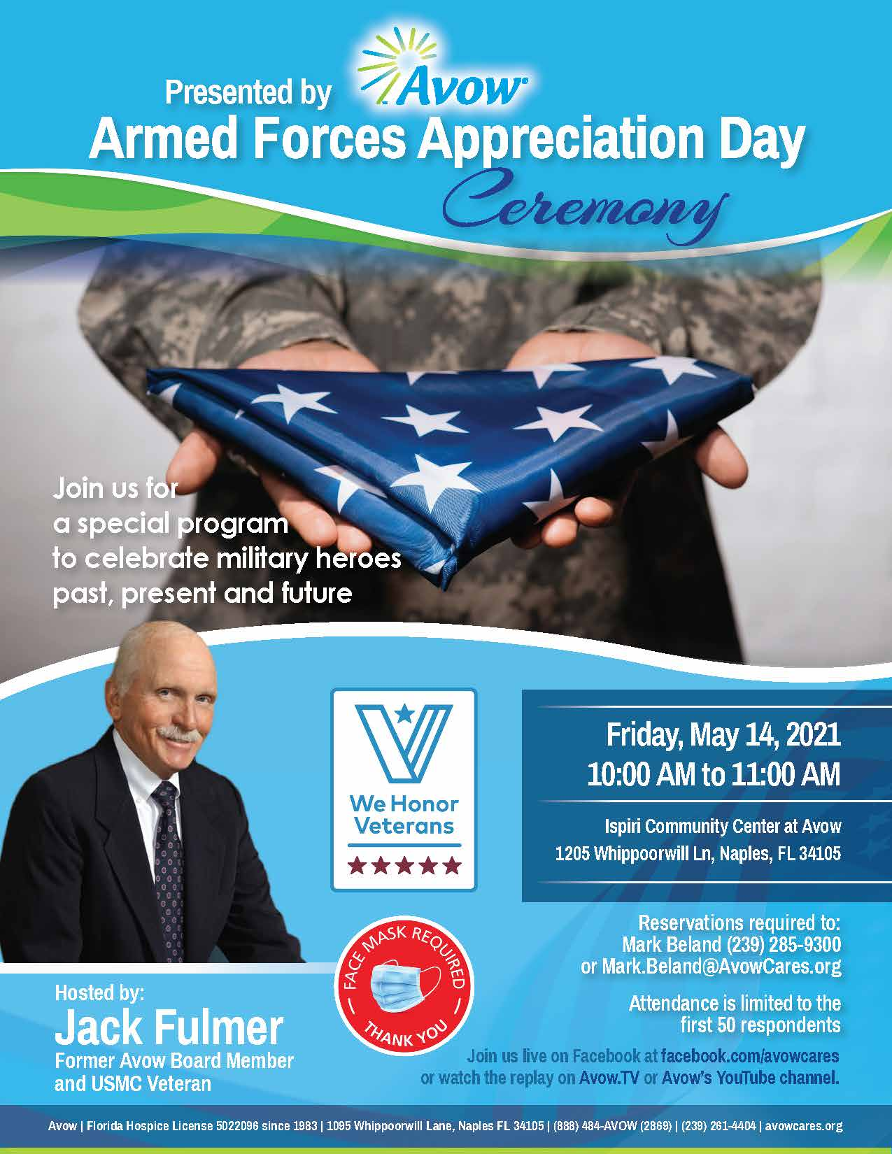 Armed Forces Appreciation Day Ceremony