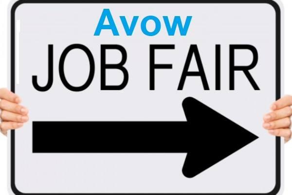 Avow job fair